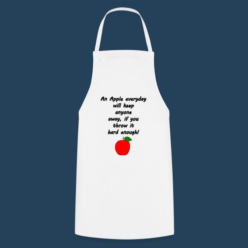 Apple Doctor - Kochschürze