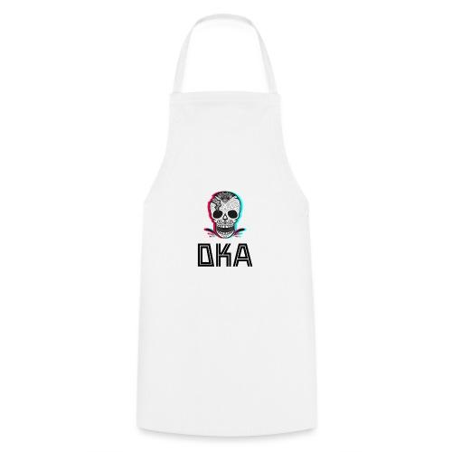 DKA - logo alternatywne - Fartuch kuchenny