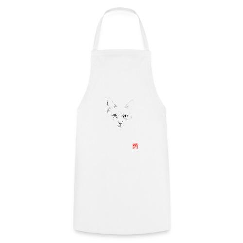 ginger cat - Tablier de cuisine