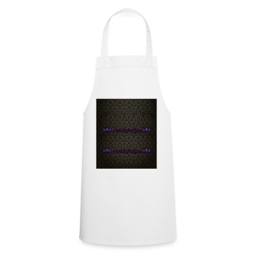 Gothmother grufti button - Cooking Apron