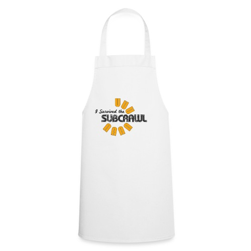 I Survived the Subcrawl - Cooking Apron