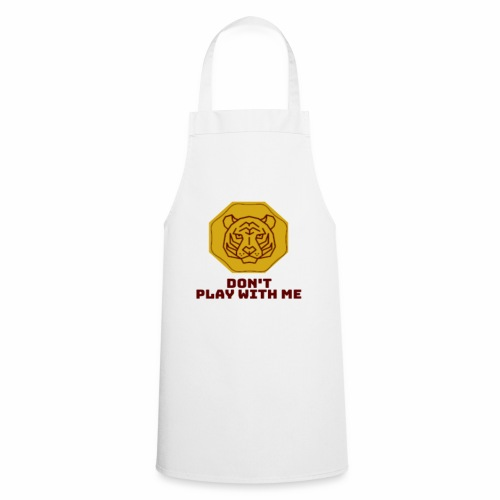 Don't play with me collection - Tablier de cuisine