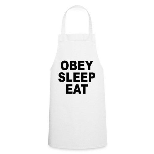 obey sleep - Tablier de cuisine
