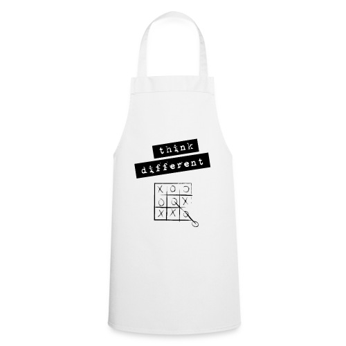 Think Different Tris - Grembiule da cucina