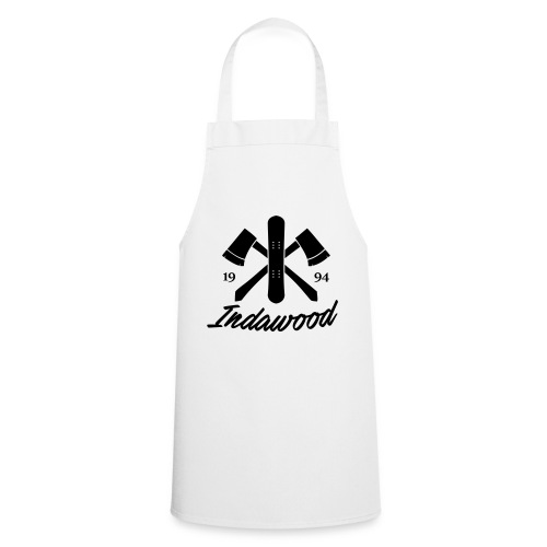 Indawood halux hans - Keukenschort