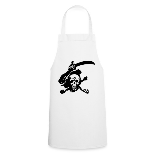 Skull Attack - Cooking Apron