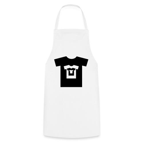 t-shirt récursif - Tablier de cuisine