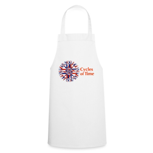 Cycles of Time - Cooking Apron