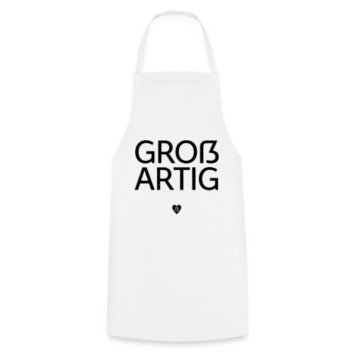 Großartig! Pro Versal-ß - Kochschürze