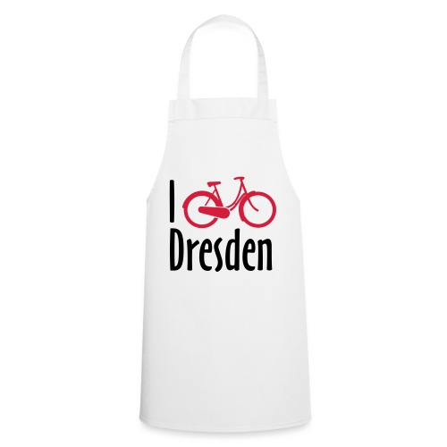 I Bike Dresden - Hollandrad - Kochschürze