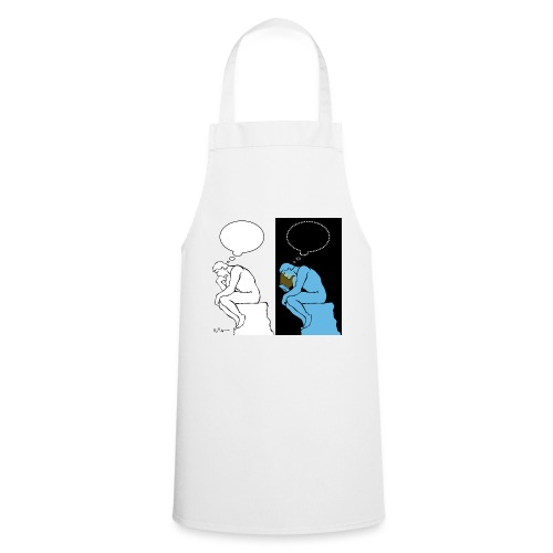 The Thinker - Cooking Apron