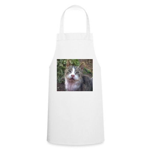 Katze Max - Kochschürze