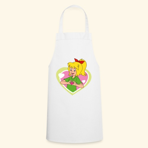 Bibi Blocksberg verliebt Herzen - Kochschürze