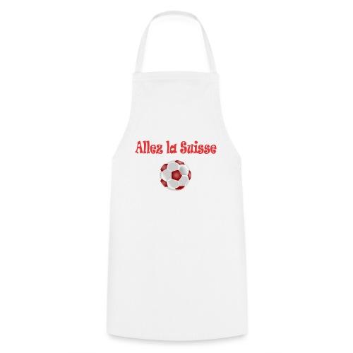 Fussball Schweizer Nationalmannschaft Fanartikel - Kochschürze