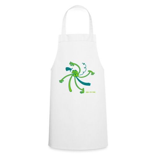 Dancing Frog - Cooking Apron