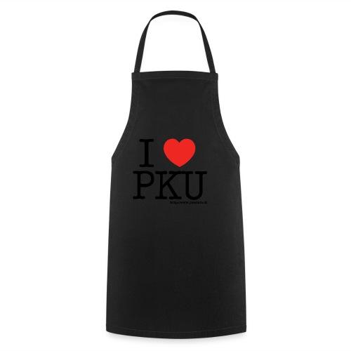 I love PKU - Grembiule da cucina