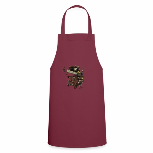 Bout 2 Robot - Cooking Apron
