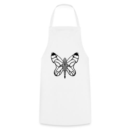 shark butterfly - Tablier de cuisine