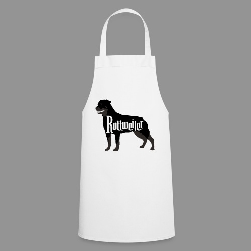 Rottweiler - Cooking Apron