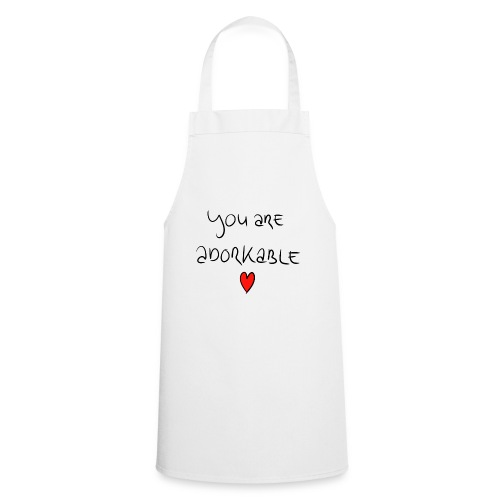 adorkable - Cooking Apron