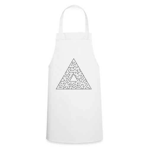 Triangle Maze - Cooking Apron