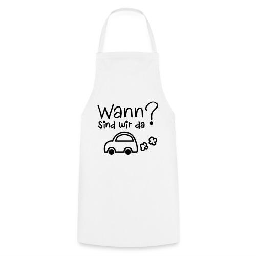 Reise-Shirt - Kochschürze