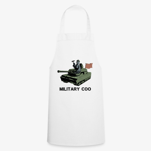 Military Coo - Cooking Apron