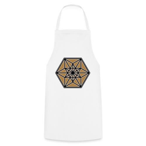 Kuboktaeder, Buckminster Fuller, Heilige Geometrie - Kochschürze
