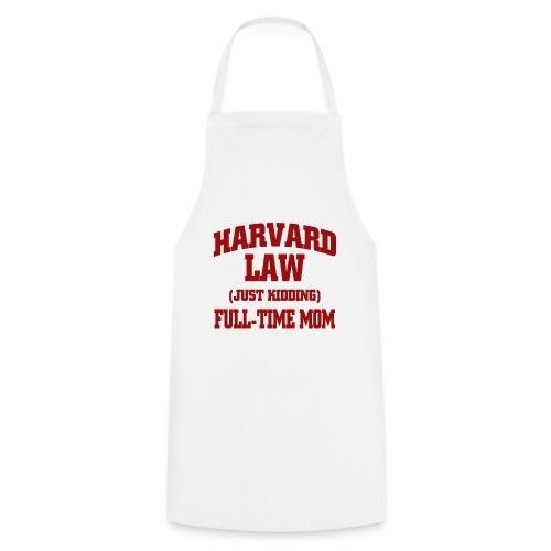 harvard law just kidding - Fartuch kuchenny