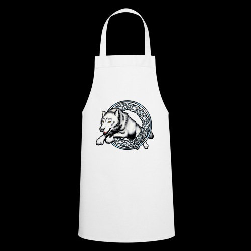 Leaping Wolf - Cooking Apron