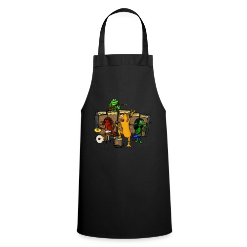 Kobold Metal Band - Cooking Apron