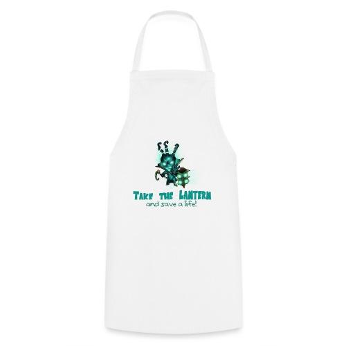 Chibi Thresh con scritta TAZZA - Grembiule da cucina