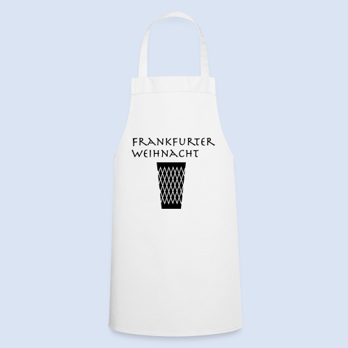 Frankfurter Weihnacht - Kochschürze