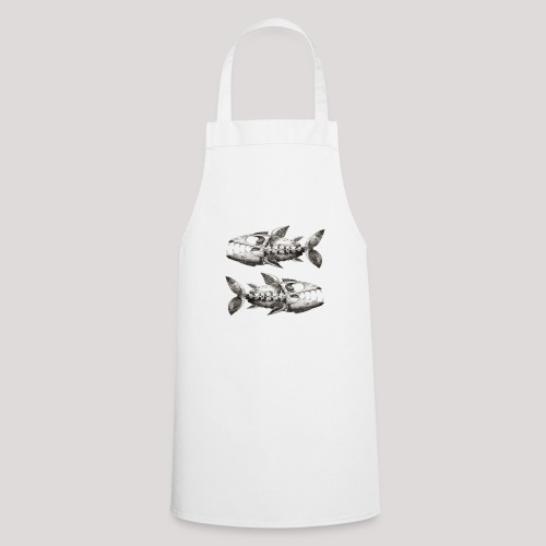 FishEtching - Cooking Apron