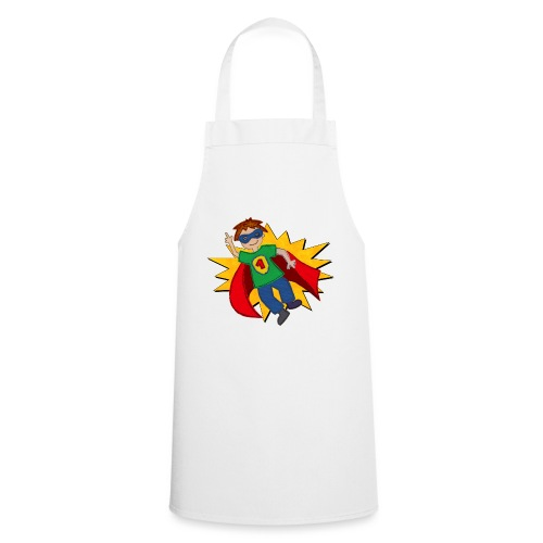Superheld - Kochschürze