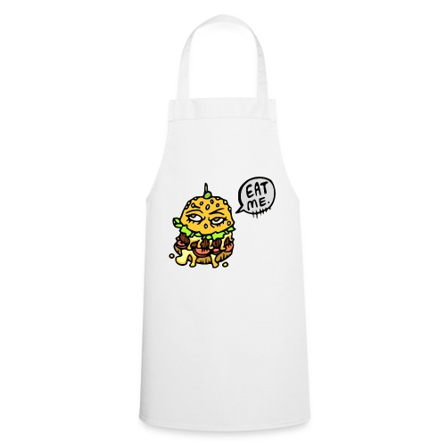 burger - Cooking Apron