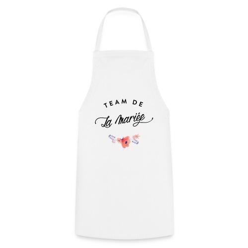 team de la marieée - Tablier de cuisine