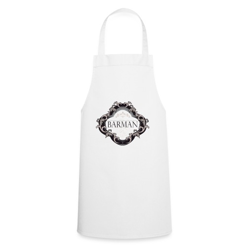 BARMAN CLASSIQUE by Florian VIRIOT - Tablier de cuisine