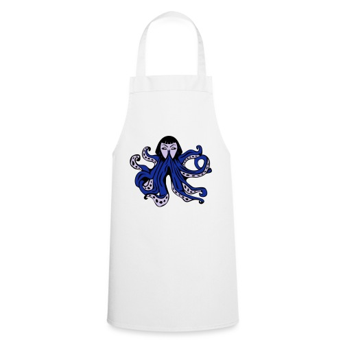 Octopus Face - Cooking Apron
