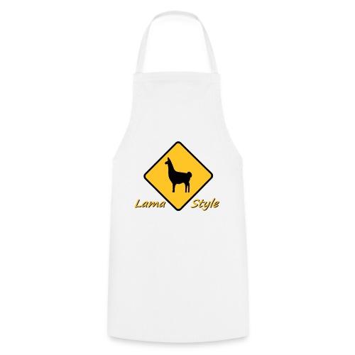 Lama Style - Tablier de cuisine
