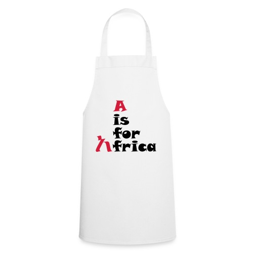 aisforafrica2 - Cooking Apron