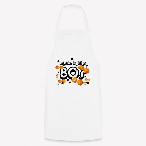 Made in the 80s – Orange - Kochschürze