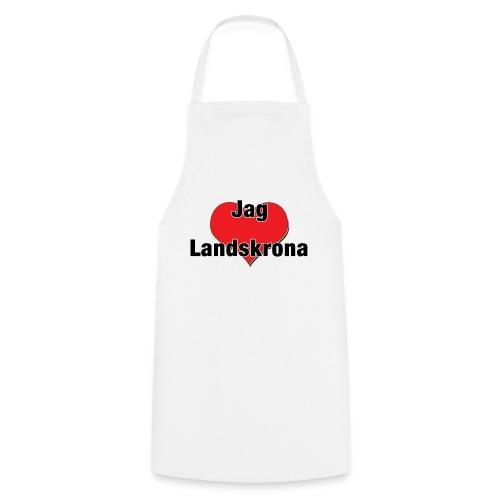 Jag älskar Landskrona - Förkläde