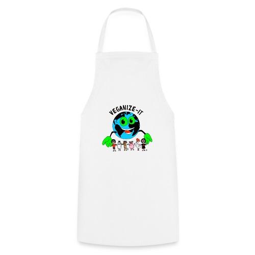 veganize-it-bunt - Kochschürze