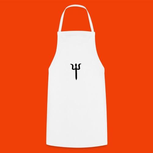 TRIDENTE - Delantal de cocina