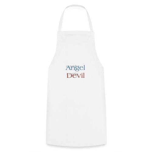 Angelo o Diavolo? - Grembiule da cucina