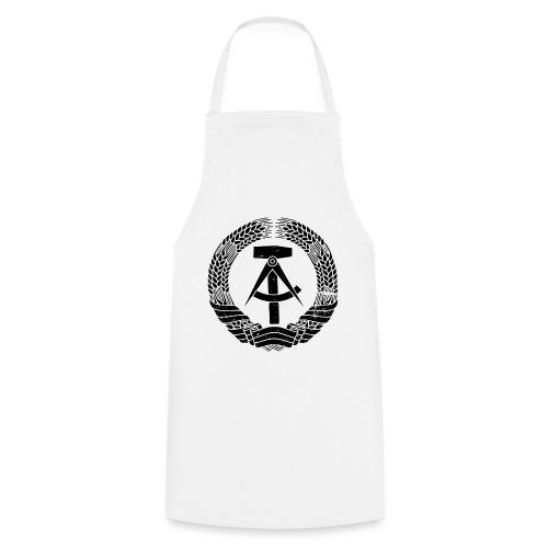 DDR Emblem - Kochschürze