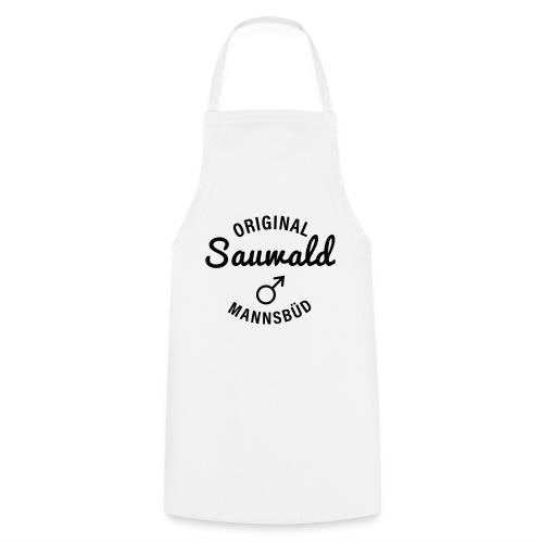 original sauwald mannsbüd 01 - Kochschürze