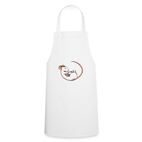 Sleeping mouse - Cooking Apron