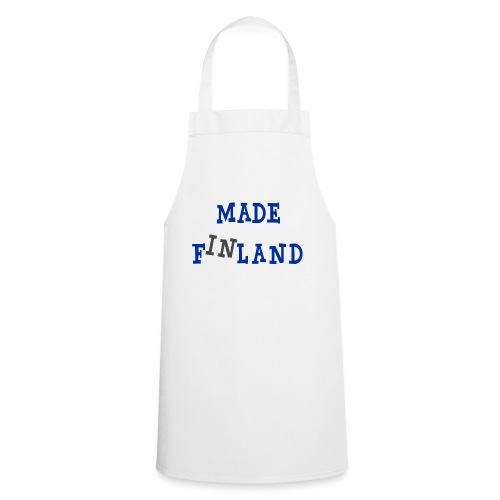 Made in Finland - Esiliina